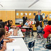 Governor Baker visits with Early College students in Chelsea 09.05.18