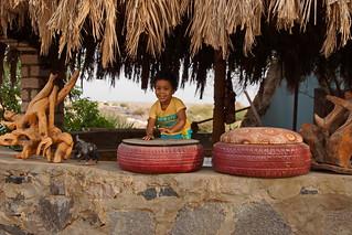 Nubisches Dorf - Nubian village