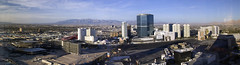 Las Vegas (blurred in preview only) (LunarKate) Tags: us usa united states america unitedstates unitedstatesofamerica 2017 february travel nikon d40 dslr nevada nv las vegas city cityscape panorama wynn encore view