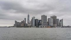 Governors Island Skyline Day to Night TL UHD with music (Michael.Lee.Pics.NYC) Tags: newyork governorsisland lowermanhattan wtc worldtradecenter statenislandferry southferry video timelapse daytonight night twilight bluehour clouds architecture cityscape skyline sony a7rm2 fe24105mmf4g