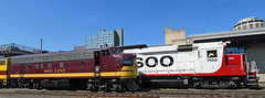Soo Line Generations (Missabe Road) Tags: 2500a 700 lsrm duluth fp7a gp30
