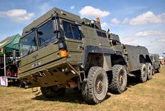 NY37AB (stamper104) Tags: truck transport transportoftheworld transportintheframe alltypesoftransport anykindofvehicles army recovery man gloucestershirevintagecountryextravaganza 2018 military