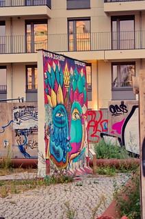 82 - Berlin août-septembre 2018 - East Side Galery