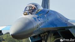 S U K H O I (Caspar Smit) Tags: sukhoi su27 flanker 58 ebbl kleinebrogel bafdays aircraft fighter jet aviation airforce airplane nikon d7000