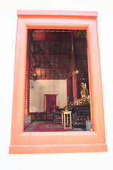 Temple (good.fisherman) Tags: place worship palace pagoda temple heritage shrine religion intricate religious historical thailand chiang mai travel architecture building church tourism old landmark history ancient culture asia historic window statue