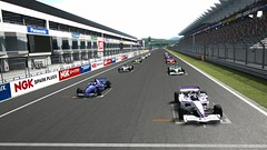 Fuji Formula GT race (Moments of Yesterday) Tags: sony ps3 playstation polyphony