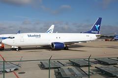TF-BBJ 15092018 (Tristar1011) Tags: eblg lgg liègeairport cargo freighter boeing bluebirdcargo bluebirdnordic 737400sf b734 tfbbj