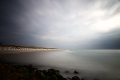 Lökken (kuestenkind) Tags: badehaus strand beach dänemark lökken danmark denmark langzeitbelichtung longexposure