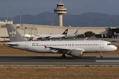 D-ASEE PMI 26.08.2018 (Benjamin Schudel) Tags: pmi palma de mallorca spain international airport dasee airbus a320 sund air