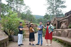 _DSC6687 (Quyr) Tags: dalat vietnam green smoke frog cloud tree forest langbiang lamdong portrait thunglungvang duonghamdatset