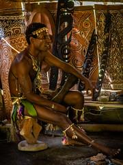 In the Crocodile Men's Spirit House (Judy Sara11) Tags: karawari newguinea