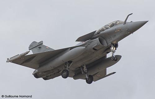 Dassault Rafale B French Air Force n°318 30-HM