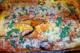#260718 #almoco #lasanha #vegetariana  #lunch #vegetarian #lazzanha