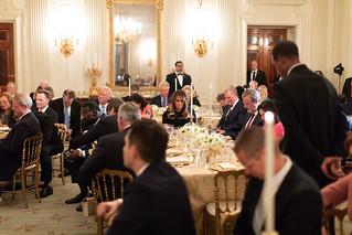 The Evangelical Leadership Dinner
