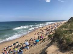 Marconi Dune (Read2me) Tags: wellfleet cye pree beach sand ocean people summer marconibeach ge thechallengefactorywinner flickrchallengewinner pregame pregamewinner challengeclubwinner
