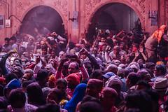 Gulal Holi in Shri Banke Bihari Mandir (AdamCohn) Tags: abeer adamcohn bankebiharimandir hindu india shribankeybiharimandir vrindavan gulal holi pilgrim pilgrimage अबीर गुलाल होली