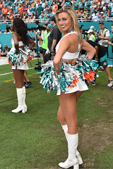 Paige, Miami Dolphins (jackson1245) Tags: mdc miamidolphinscheerleaders miamidolphins dolphinscheerleaders dolphins nflcheerleaders