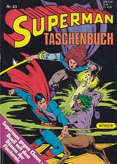 Superman Taschenbuch #63 (micky the pixel) Tags: comics comic heft superhero dc ehapaverlag eduardobarreto superman arion lordvonatlantis chaon