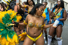 Notting Hill Carnival, 2018 (R Schofield) Tags: nottinghillcarnival2018 nottinghillcarnival notting hill carnival london england uk parade festival carribean brazilian music bass nikon d800 candid people street costume ladbroke grove westbournegrove westbourne mas photography streetphotography soca brazil party portrait beautiful samba 2018 streetparty