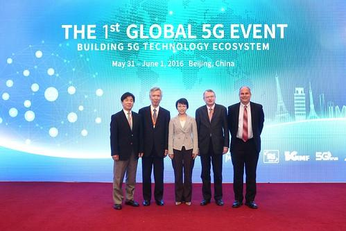 1ª – Pequim, China, IMT-2020, 31 de maio – 1ª de junho de 2016 - 2