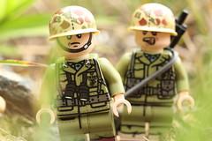 Ten Years Gone (lego slayer) Tags: lego korea war brickarms citizenbrick brickmania outdoors nature fun rebel anarchy