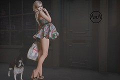 The Last Glimpse of Summer (AnaisCristole) Tags: tableauvivant uber amias gosboutique lookatme gacha shinyshabby alme slblogging slgirls sexy sheer slfashion junk food