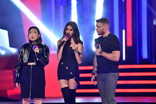 Madison Beer Presenting at iHeartRadio MMVA's