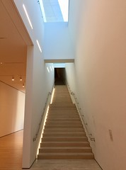 San Francisco Museum of Modern Art (JoeGarity) Tags: modernarchitecture stairs sfmoma museumofmodernart sanfrancisco