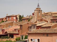 (degreve.sarah) Tags: roussillon provence city old rose