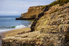 (Abel AP) Tags: coast cliffs ocean californiacoast landscape nature outdoor davenport california usa northerncalifornia abelalcantarphotography