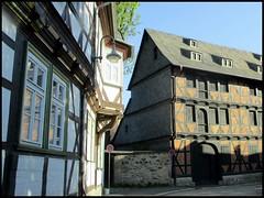 Goslar, Germany (LuciaB) Tags: halftimberedhouse germany goslar siemenshaus