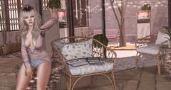 Everybody else is boring me (AriUGH [FFE Designer Manager]) Tags: secondlife sl av ava avatar avi virtualgame virtualworld virtualgirl virtual virtualgirls blueberry blueberrybooty soy tarte collabor88 c88 mainstore slshopping slevent slfashion slnewrelease slrelease sldecor slblogger slblog blogger blog