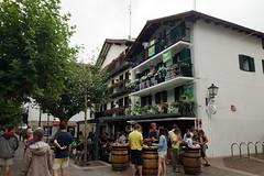 Fontarrabie, San Pedro Kalea (vincent_dandrieubergez) Tags: fontarrabie