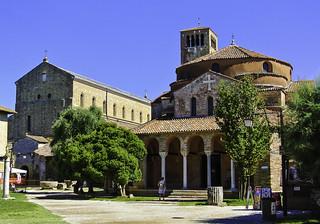 Chiesa S. Fosca und Basilica Santa Maria Assunta auf Torcello