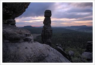 morgens am Jungfernstein (in explore)