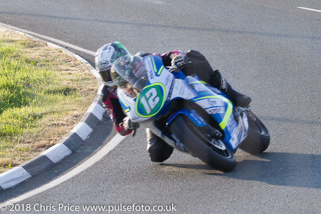 Isle of Man TT 2018: 29th May Creg Ny Baa