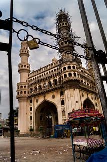 New Prospective of Charminar, Hyderabad