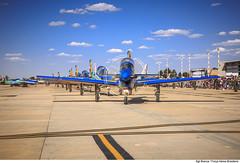 Esquadrilha da Fumaça (Força Aérea Brasileira - Página Oficial) Tags: 2018 a29supertucano ala1 ala esquadrilhadafumaça fab forcaaereabrasileira forçaaéreabrasileira fotobiancaviol portõesabertos brazilianairforce