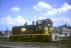 KCT SW1200 71 (Chuck Zeiler) Tags: kct sw1200 71 railroad emd locomotive kansascity train chuckzeiler chz