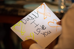 Te AMO Papi... (Just lovin' it) Tags: daddy love padre letter message note
