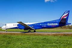 G-CDEA Saab 2000 Eastern Airways (Andreas Eriksson - VstPic) Tags: gcdea saab 2000 eastern airways stored orb 04 april 2018