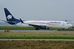 XA-AMV (AeroMexico) (Steelhead 2010) Tags: aeromexico boeing b737 b737800 yyz xareg xaamv