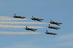 Breitling Jet Team (EK056) Tags: breitling jet team kleine brogel air base ebbl belgian force days 09092018