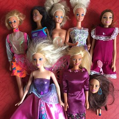 Flea Market Finds : 09-09-2018 (Part 1) (MyMonsterHighWorld) Tags: barbie mariposa catania doll hawaii fashion avenue 80s fashions super talk feeling fun christie rio de janeiro play teresa mattel