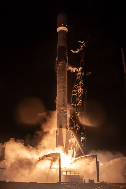 Telstar 18 Vantage Mission