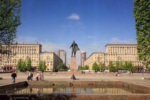 Lenin Monument