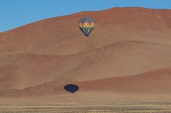 Mongolfière ( Philippe L PhotoGraphy ) Tags: afrique namibie