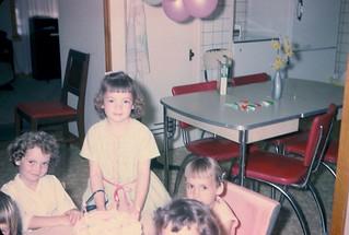 Susan's Fifth Birthday