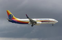 AIR JAMAICA 737-800 9Y-JMB(cn1186) (Savvas Garozis) Tags: airplane