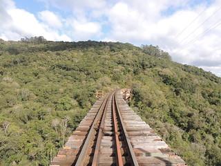 Railway to somewhere